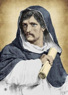 Giordano Bruno. #ilovenapoli