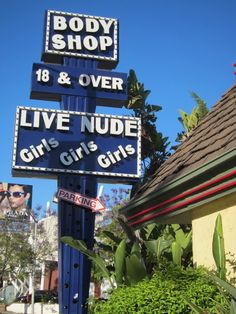 Body Shop - Sacramento, California - Strip Club List