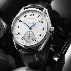 Omega Seamaster Aqua Terra XXL Small Seconds #watch @Omega Hedgepeth Watches