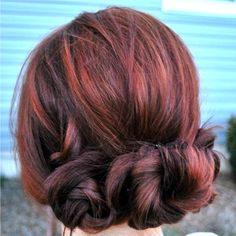 Formal event hair?