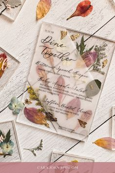 Garden Party Invitations, Custom Wedding Invitations, Wedding Stationery, Stationery Printing, Stationery Design, Sustainable Wedding, Flower Invitation, Wedding Place Cards, Menu Cards