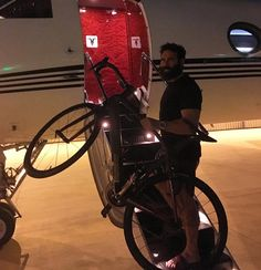 Think I can ride from Vegas to LA on this bicycle in 48 hours, it's only 300 miles… | Dan Bilzerian: Girls, Guns and Supercars!