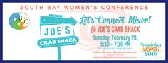 Mixer Joe N's Crab Shack  #SouthBay #Events #Networking #Foodies #Business #RedondoBeach