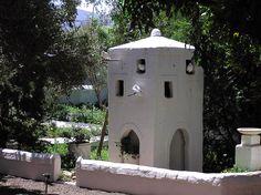 The Temenos garden is situated in the heart of McGregor South Africa, Bird, Garden, Outdoor Decor, House, Heart, Home Decor, Garten, Decoration Home