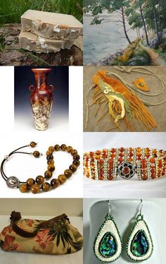 September Finds by Nancy and Bruce on Etsy--Pinned with TreasuryPin.com