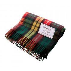 Edinburgh All Wool Scottish Tartan Rugs Cheap Blankets, Fluffy Blankets, Tartan Pattern, Scottish Tartans, Afghan Blanket, Recycling, Wool, Rugs, Barbecues