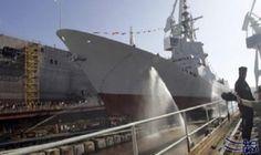 تركيا: فرقاطة تراقب سفينة حفر شرق البحر المتوسط قبالة قبرص: تركيا: فرقاطة تراقب سفينة حفر شرق البحر المتوسط قبالة قبرص