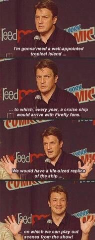 I friggin love him!