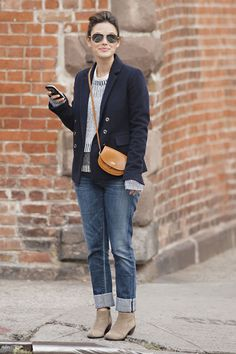 #RachelBilson love the denim look .. #style
