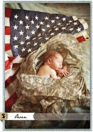 I wish I could have done this with my child her daddy is an oef veteran
