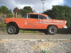 56 Chevy Gasser | Photo: IMG 1972 | Tri Five 55 56 57 Chevy Gassers album | redlinetoys ...