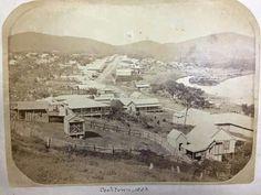 Cooktown in North Queensland in 1883.
