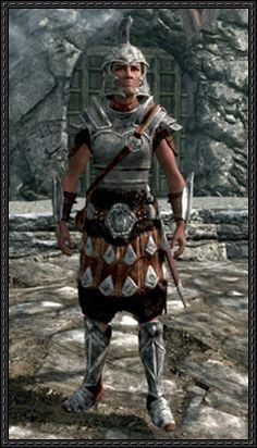 The Elder Scrolls V: Skyrim - Male Imperial Armor Free Papercraft Download - http://www.papercraftsquare.com/elder-scrolls-v-skyrim-male-imperial-armor-free-papercraft-download.html