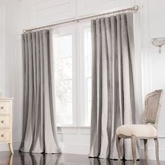 Nice Exclusive Fabrics Greco Ivory Embroidered Faux Silk Curtain Panel By  Exclusive Fabrics | Faux Silk Curtains, Room And Master Bedroom