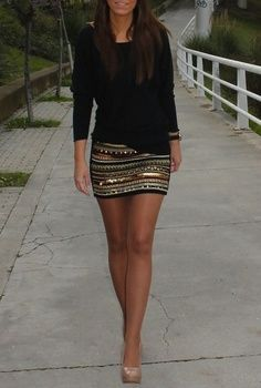 fun party outfit! LOVE!!