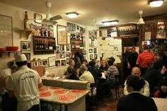 THE best pizza I've ever had - Pizzeria Baffetto in Rome.