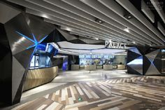 Palace Cinemas / ALEXCHOI Design & Partners / Shanghai