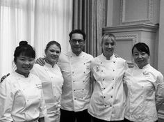 What a fabulous day yesterday! Working with fantastic chefs was amazing experience. Fell fortunate!!! @ramonmorato @juleschoc @cherish.finden @sarahpatissier for #cacaocollective @cacaobarryofficial @langham_london #pastrychef #pastry #baking #london by hidekokawa