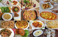 cretangastronomy.gr - Μενού 11: Από 12-3-2019 ως 16-3-2019 Baked Potato, Baking Recipes, Tacos, Mexican, Potatoes, Cooking, Ethnic Recipes, Baked Food, Cooking Recipes
