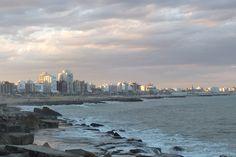 Atardecer en Mar del Plata #mdq #ilovemdq #carnetdevoyage #twilight