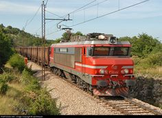 RailPictures.Net Photo: 363-019 SNCF 363-019 at Presnica, Slovenia by apothequer
