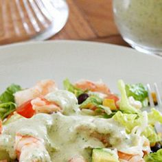 ... Salads! on Pinterest | Cobb salad, Mexican salads and Mexican shrimp
