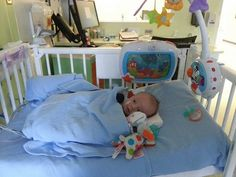 Baby Ty's medical expenses.