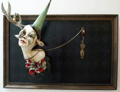 The Nightmarish Sculptures Of Sarah Louise Davey Are Whimsical And Wonderfully Macabre