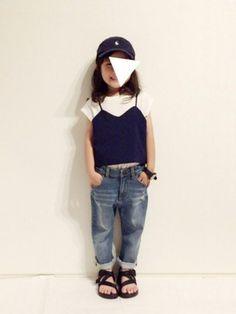 yuuuna│petit mainのTシャツ/カットソーコーディネート