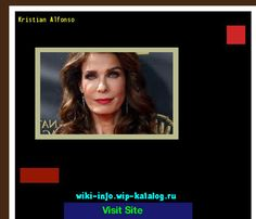 Kristian alfonso 182330 - Results Now On wiki-info!