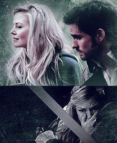 Emma and Killian