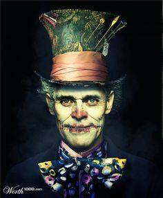 Evil Celebrity Clowns 7 - Worth1000 Contests