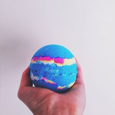 // i love this lush bathbomb!                                                                                                                                                                                 More
