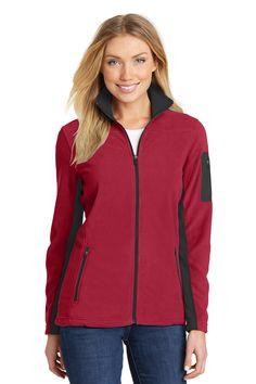 Port Authority Summit Fleece Full-Zip Ladies Jacket