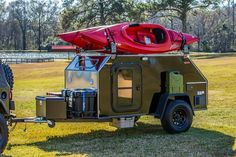 If you're looking for an off-road teardrop camper, give us a call. Camp where no one else can. Our XTR and XTS trailers come in different sizes and 4 Off Road Teardrop Trailer, Teardrop Trailer Plans, Kayak Trailer, Off Road Camper Trailer, Camper Trailers, Teardrop Campers, Trailer Build, Tiny Trailers, Used Camping Trailers