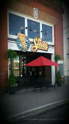 Slices Pizzeria Griffin Georgia Great Pizza