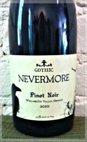 """Gothic """"Nevermore"""" Pinot Noir"""