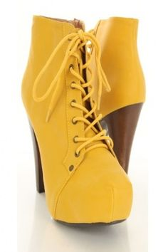 Getting a pair like this SOON. I'm obsessed. But a different color. Lol