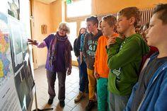 Kreativ gegen Hass: Workshop in der Göttinger Waldorfschule