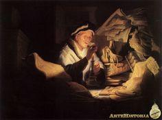Parábola del rico hombre - Obra - ARTEHISTORIA V2