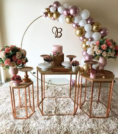 Birthday Decorations At Home, Diwali Decorations At Home, Sweet 16 Decorations, Balloon Decorations Party, Backdrop Decorations, Sweet 16 Birthday Cake, Gold Birthday Party, Birthday Garland, Backyard Birthday Parties