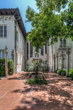 Terrace Villa Mansion, Pasadena, California