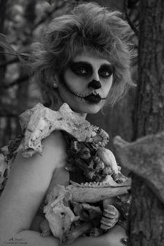 crazy makeup | Tumblr