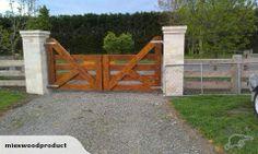Macrocarpa Gates (Made to measure) | Trade Me