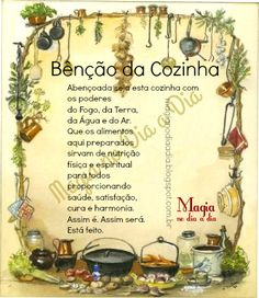cozinha da bruxa Baby Witch, Pagan Witch, Kitchen Witch, Book Of Shadows, Culture, Drinking Tea, Feng Shui, Altar, Witchcraft