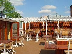 Mexican Restaurant with Cool Rooftop. Washington, DC