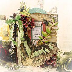 Designs by Robin: Nature's Diary Mini Book