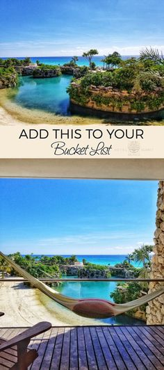 The Best All Inclusive Resorts in Mexico - Hotel XCaret #vacation #travel #resorts #mexico #allinclusive #hotel #honeymoon #beach