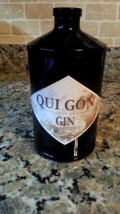 Distilled and bottled in a Galaxy Far far away...