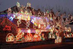 christmas lights | Christmas lights! Funny pictures!